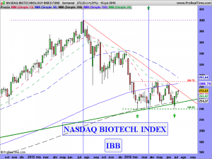 NASDAQ BIOTECHNOLOGY INDEX FUND